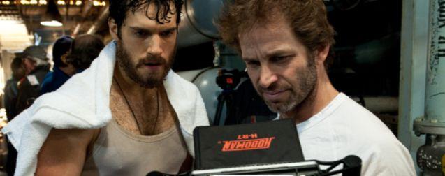 Zack Snyder a réalisé une scène de Suicide Squad !