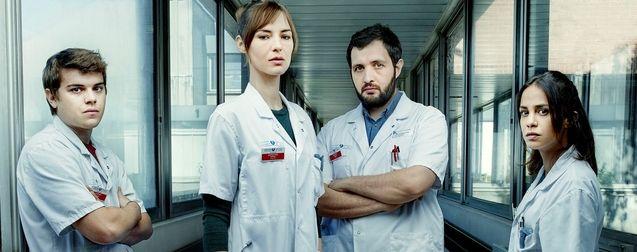 Hippocrate : quand Canal + tente son Urgences, ça donne l'une des plus belles surprises de l'année