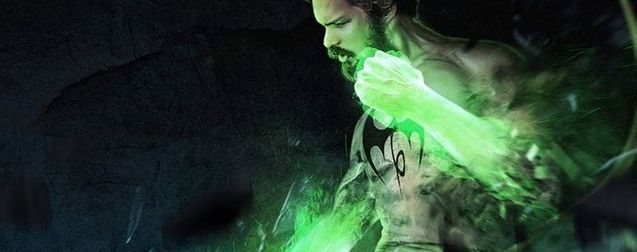 Photo Iron Fist
