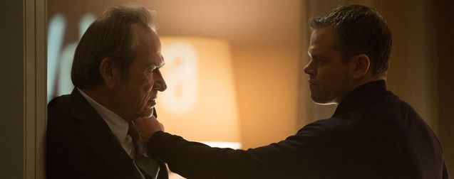 Matt Damon, Tommy Lee Jones