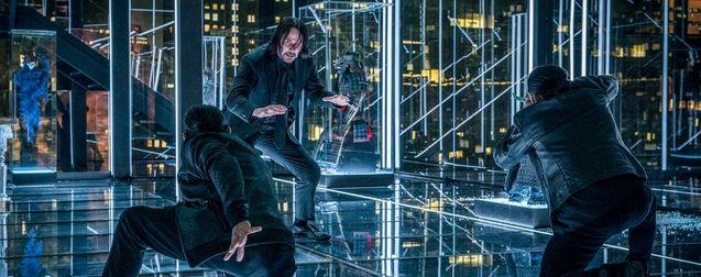 Box-office US : Avengers : Endgame cède la première place à John Wick : Parabellum