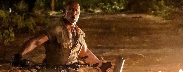 Après Jumanji, Dwayne Johnson sera la star de Young Rock, une série sur lui-même