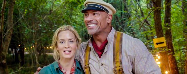 Jungle Cruise : Emily Blunt et Dwayne Johnson s'aventurent dans la jungle dans la bande-annonce du prochain film Disney