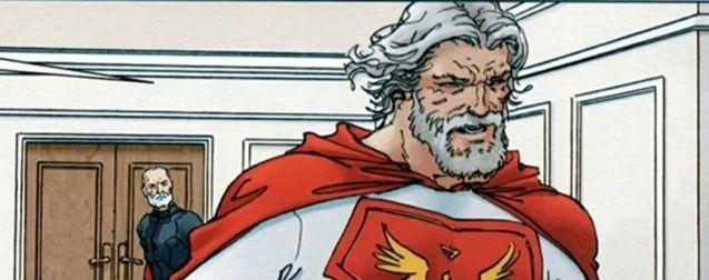 Jupiter's Legacy sur Netflix : Mark Millar compare sa série de super-héros aux Indestructibles et à Martin Scorsese
