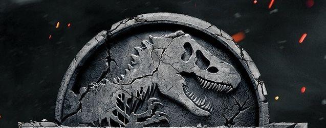 Jurassic World 2 dévoile son titre officiel dans une première affiche