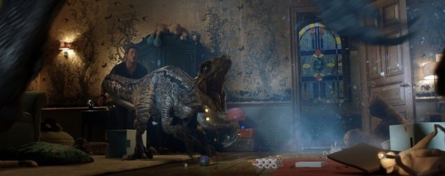 Jurassic World 3 se la jouera Jurassic Park
