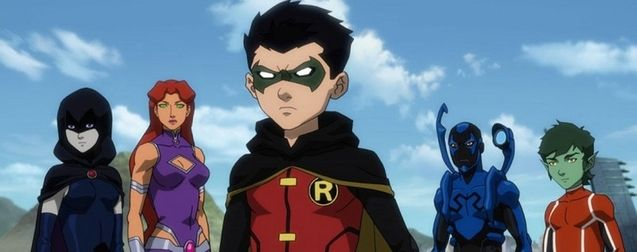Photo Teen Titans Judas Contract
