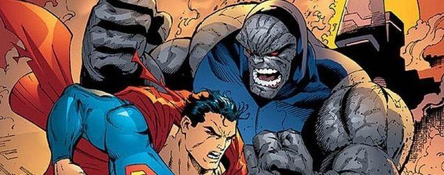 Justice League : Zack Snyder dégaine un visuel inédit de Darkseid en plein combat