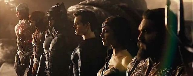 photo, Zack Snyder's Justice League
