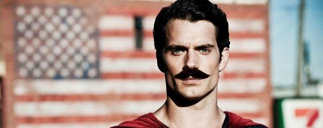 Photo henry Cavill moustache