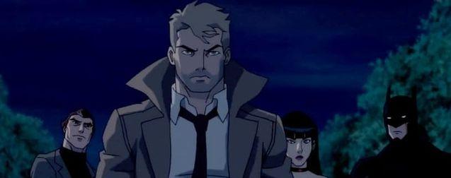 La Justice League Dark face à un gros problème dans un premier extrait du film