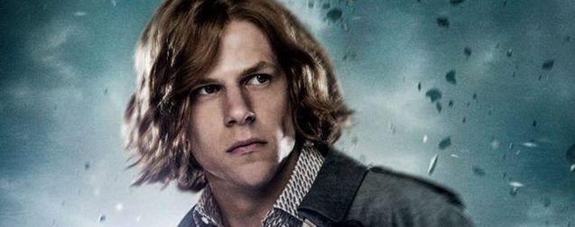 Jesse Eisenberg Luthor