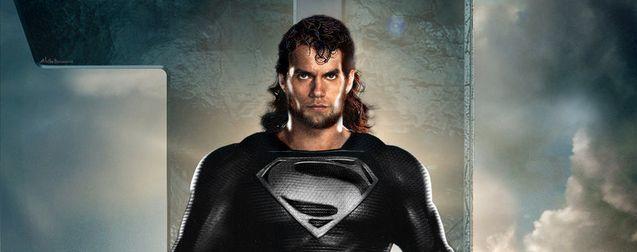 Photo Superman photo-montage