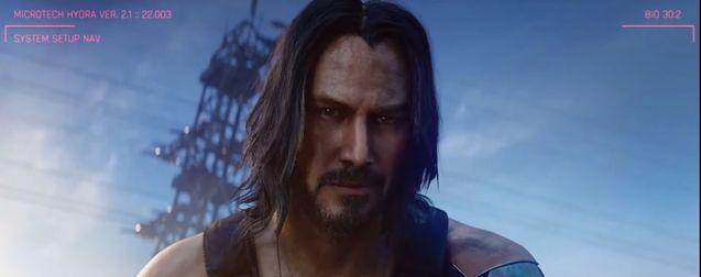 Cyberpunk 2077 : les concepts arts dévoilent l'apparence de Johnny Silverhand avant Keanu Reeves