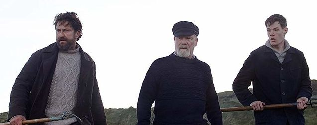 The Vanishing : Gerard Butler est un phare dans la nuit de ce trailer inattendu