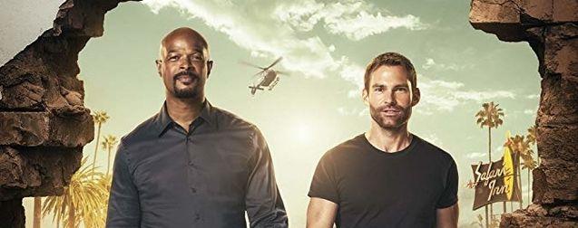photo, L'Arme fatale saison 3, Damon Wayans, Seann William Scott