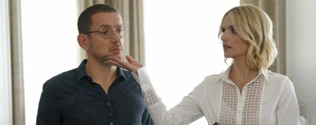 Photo Dany Boon, Laurence Arné