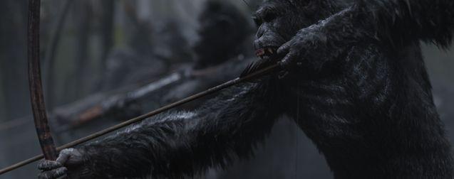 La Planète des singes : Suprématie - tout le monde a peur de mourir dans la nouvelle superbe bande-annonce