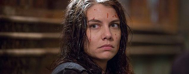 The Walking Dead était tellement occupé par le départ de Rick qu'il a oublié de nous dire que Maggie était aussi partie