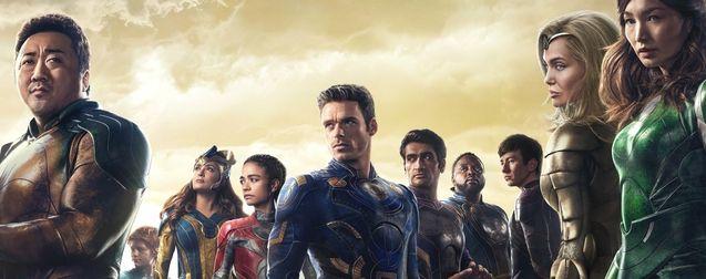 Marvel : Les Éternels sera plus un film de science-fiction que de super-héros