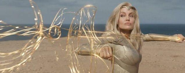 Marvel : Angelina Jolie critique le manque de diversité du MCU avant Les Eternels