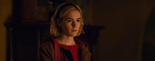Sabrina et Netflix vous préparent un cadeau de Noël qui va vous ensorceler
