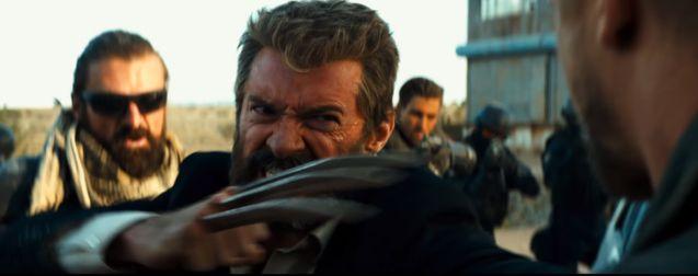 Logan fait du carpaccio de cerveau dans son trailer non-censuré