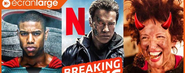 Superman sera afro-américain, Terminator will be back sur Netflix et Bachelot énerve la culture