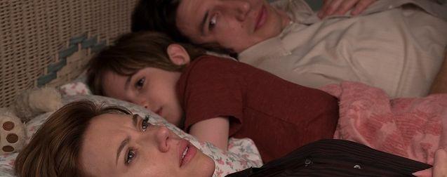 Marriage Story : Adam Driver et Scarlett Johansson en pleine scène de ménage dans la bande-annonce du film Netflix