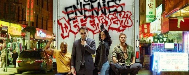 Photo The Defenders