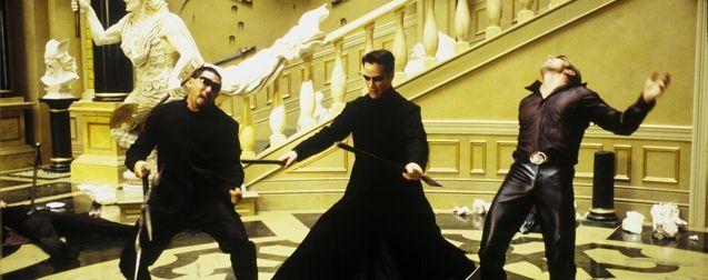 Matrix : Reloaded et Revolutions sont ratés, selon le directeur de la photo des Wachowski