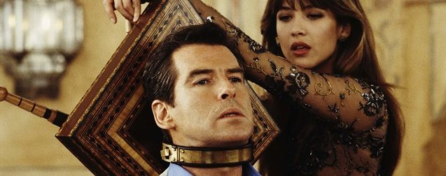 photo, Pierce Brosnan, Sophie Marceau