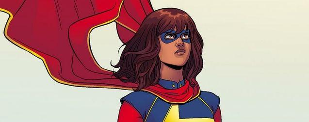 Ms. Marvel : avant Captain Marvel 2, la super-héroïne a trouvé sa première alliée sur Disney+