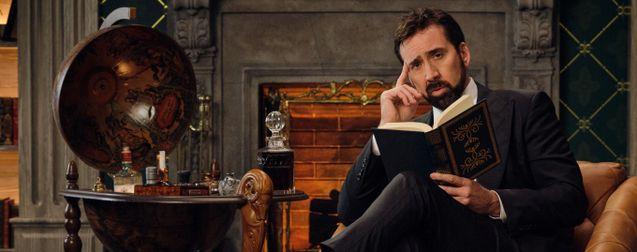 History of Swear Words : Nicolas Cage crie fuck dans la bande-annonce délirante pour la série Netflix
