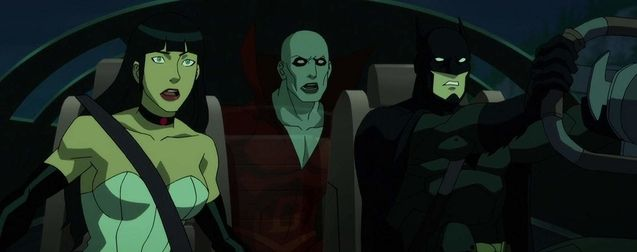 Justice League Dark : une suite apocalyptique du film animé arrive