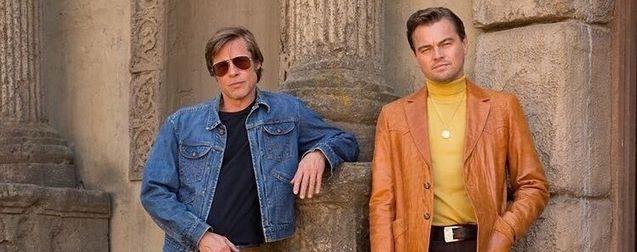 Once Upon a Time... in Hollywood : Tarantino en dit plus sur les rôles de Leonardo DiCaprio et Brad Pitt