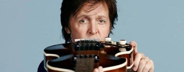 Photo Paul McCartney