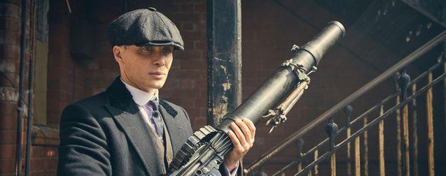 Avant la saison 5 de Peaky Blinders, Cillian Murphy parle de Luc Besson et d'un James Bond féminin