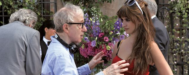 Photo To Rome With Love, Woody Allen
