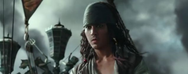 trailer Johnny Depp young