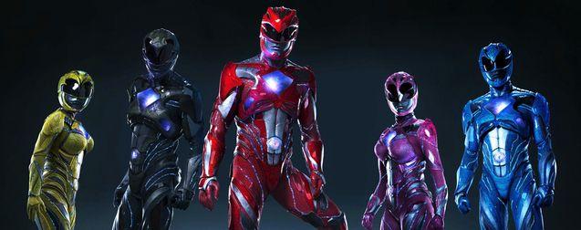 Photo New Power Rangers