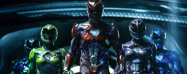Power Rangers : la franchise lance un univers étendu à la Marvel et DC