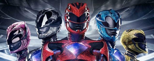 Photo Affiche Power Rangers