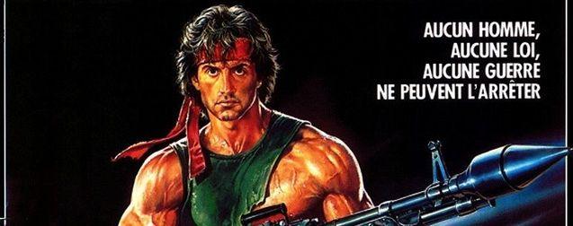 Rambo II : cette fois c'est bien sa guerre, on repart au front avant la sortie de Last Blood