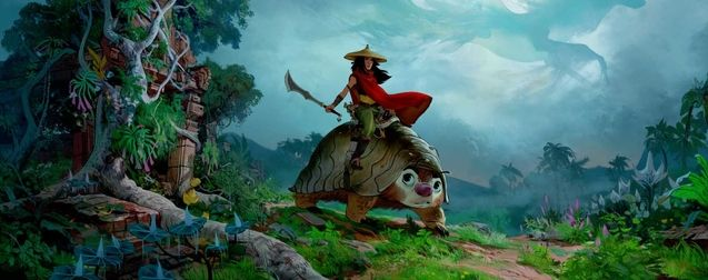 Raya and the Last Dragon : Disney annonce son nouveau film d'animation, une grande aventure fantasy