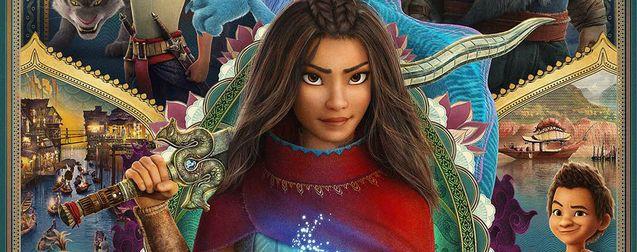Raya et le dernier dragon : fin du suspense, le film Disney ne sortira pas en salles en France