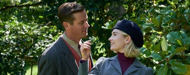 Photo Armie Hammer, Lily James