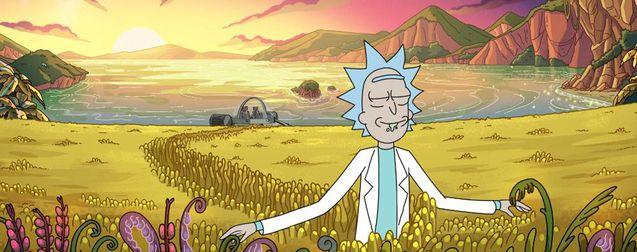 photo, Rick et Morty Saison 4