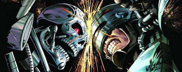 RoboCop vs The Terminator : on revient sur le comics oublié de Frank Miller