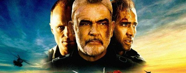 photo, Sean Connery, Ed Harris, Nicolas Cage